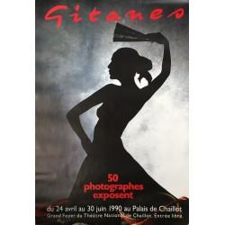 Gitanes, 50 photographes exposent. 1990.
