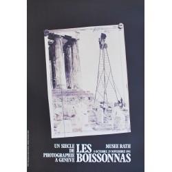 Daniel Briffaud, Pierre-Yves Dhinaut. Les Boissonnas. 1981.