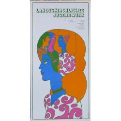 Oskar Weiss. Landeskirchliches Jugenwerk. Ca 1970.