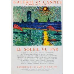 André Derain. Le soleil vu par... 1967.