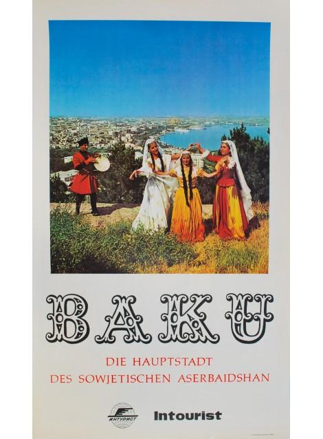Baku. Ca 1970