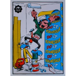 André Franquin. Migros Do It Yourself. Ca 1970.