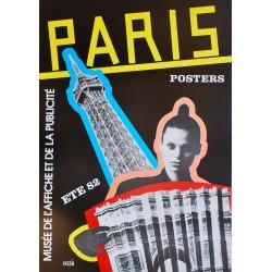 Razzia. Paris Posters. 1982.