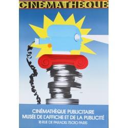 Razzia. Cinémathèque, Paris. 1982.