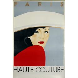 Razzia. Paris Haute-Couture. 1989.