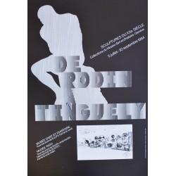 Jean Pfirter. De Rodin à Tinguely. 1984.