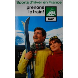 Sports d'hiver en France, Jean-Claude Dewolf, 1968