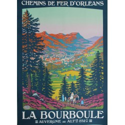 Constant Duval. La Bourboule. Circa 1930.