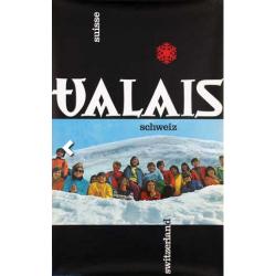 Venetz & Ruppen. Valais. 1967