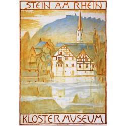 Cuno Amiet. Stein am Rhein. 1939