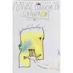 Annick Orliange. Festival d'affiches de Chaumont. 1999.