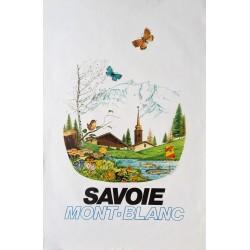 Anne-Marie Gosse. Savoie Mont-Blanc. 1979.