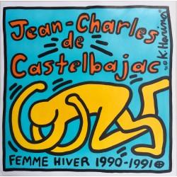 Keith Haring. Jean-Charles de Castelbajac. 1990.