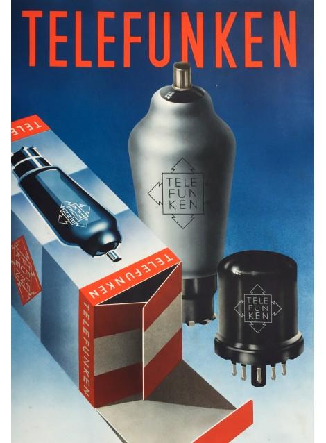 Telefunken. Ca 1935.