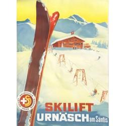 Atelier Blank. Urnäsch. 1944.