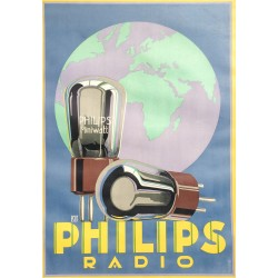 Louis Christian Kalff. Philips Miniwatt Radio. 1928.