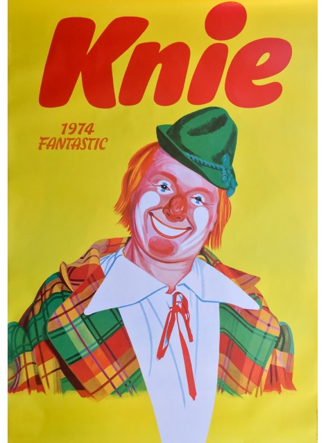 Knie Fantastic. 1974.