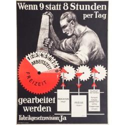 Fabrikgesetzrevision, Ja. 1924.