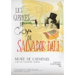 Salvador Dali. Les caprices de Goya. Genève, 1978.