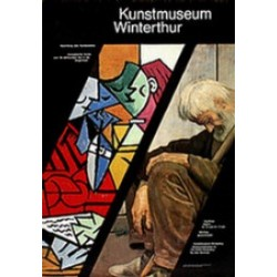 Shizuko Müller-Yoshikawa. Kunstmuseum Winterthur.1976.