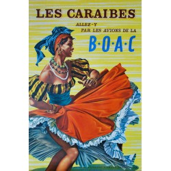 Les Caraïbes, Boac. Hayes. 1955.