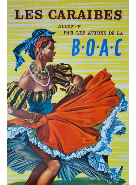 Les Caraïbes, Boac. Hayes. 1955.