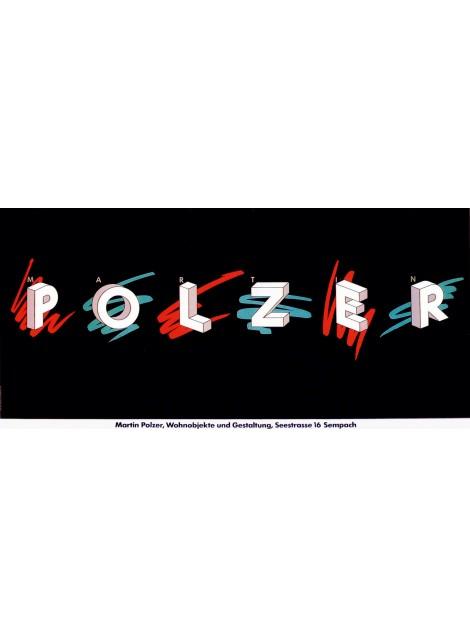 Peter et Roland Jung. Martin Polzer. 1985.