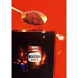 BEP SA, Lausanne. Nescafé Gold. 1968.