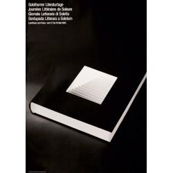 Werner Jeker. Solothurner Literaturtage. 1985.