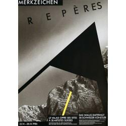 Pierre Neumann. Repères. Merkzeichen. 1986.