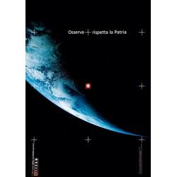 Simon Tschachtli. Osserva + rispetta la Patria. 1991.