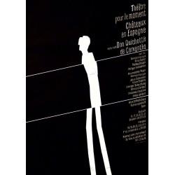 Werner Jeker. Théâtre pour le moment, Bern. 1985.