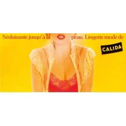 Calida Werbeabteilung. Calida. 1982.