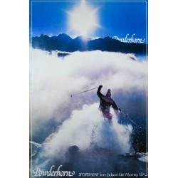 Powderhorn. Ulf Blomberg. 1980.