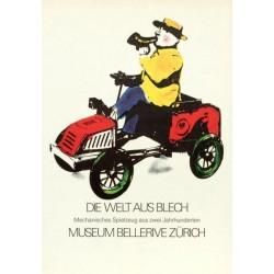 Paul Leber, Charlotte Schmid. Die Welt aus Blech. 1981.