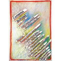 Eugen Bachmann-Geiser. Carmina Burana. 1981.