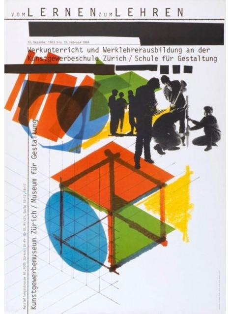 Hermann M. Eggmann. Vom Lernen zum Lehren. 1984.