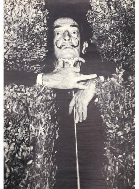 Oscar Abolafia. Salvador Dali. 1967.