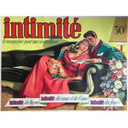 Pierre-Laurent Brenot. Intimité. Ca 1950.