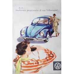 Hans Looser. Volkswagen. 1952.