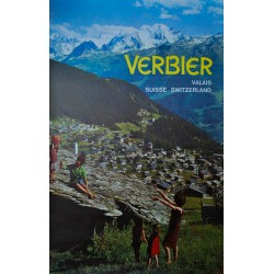 Verbier. Michel Darbellay. 1965.