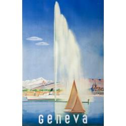 Henri Fehr. Geneva. 1938.