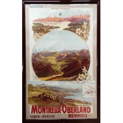 Anton Reckziegel. Montreux-Oberland bernois