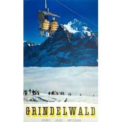 Philipp Giegel. Grindelwald. 1961.