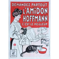 Henry Claudius Forestier. L'amidon Hoffmann. Vers 1905.