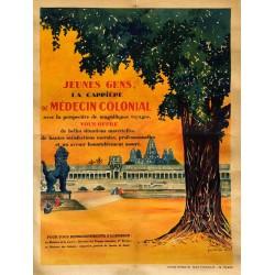 Jean Kerhor. Médecin colonial en Indochine. 1928.