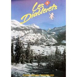 Les Diablerets. Vers 1980.