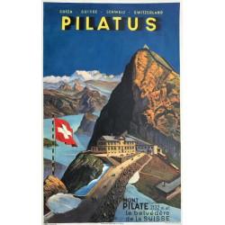 Otto Betschmann. Pilatus. 1937.