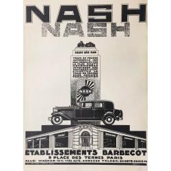 Rogério. Nash. Vers 1930.