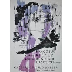Ausstellung Zürich. Gottfried Honegger. 1949